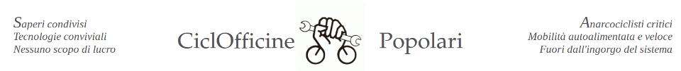 Ciclofficine Popolari